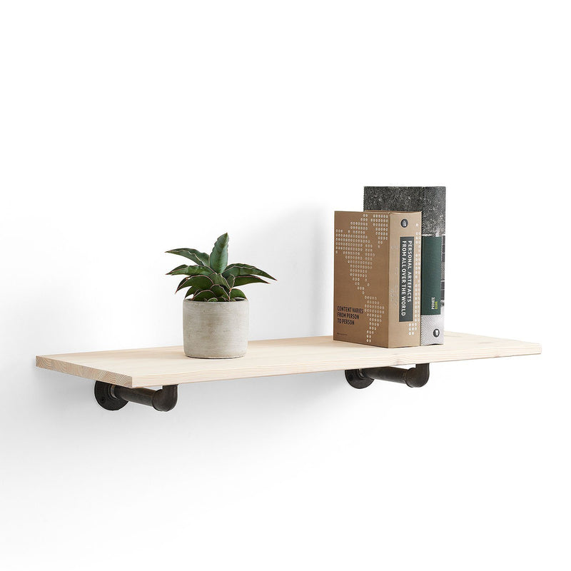 Bright Pine shelf from Rackbuddy.com