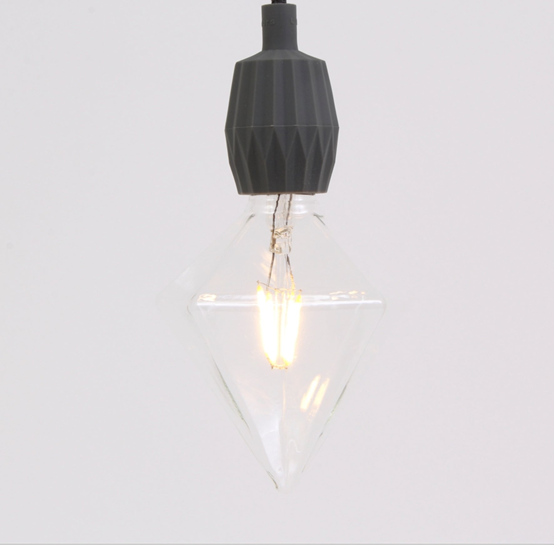 Decorative Diamond Lightbulb