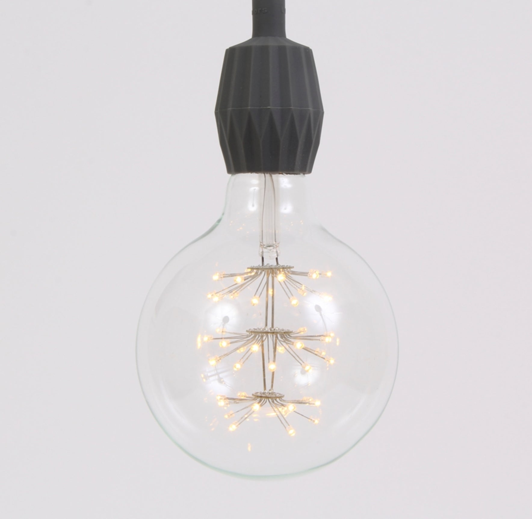 Decorative Hatstraw Lightbulb  Ø125