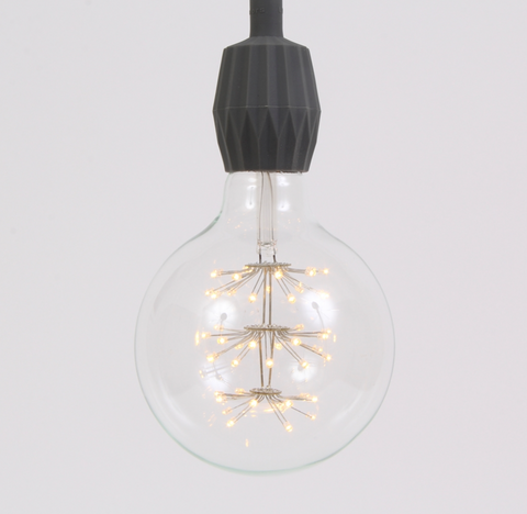 Lightbulb Hatstraw Ø125