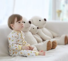 Certified Organic Cotton Animals Collections