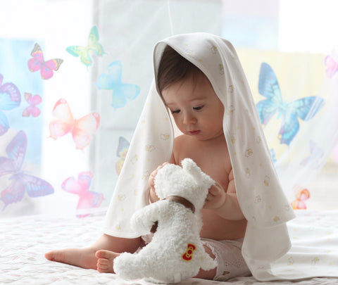 Little Lamb Blanket