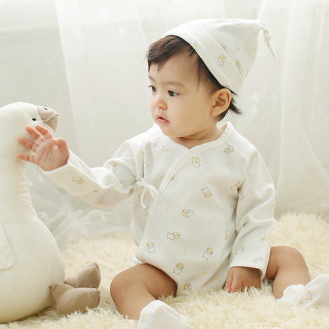 Little Lamb Baby Bodysuit
