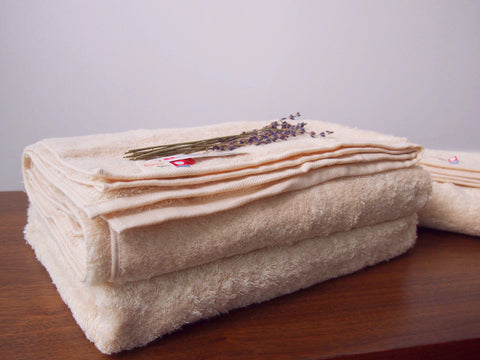 Hotel Luxury Quality Organic Cotton Towels