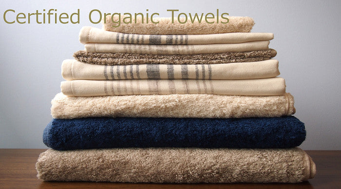 Organic Towel Collections