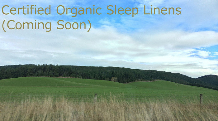 Organic Sleep Linen Collections