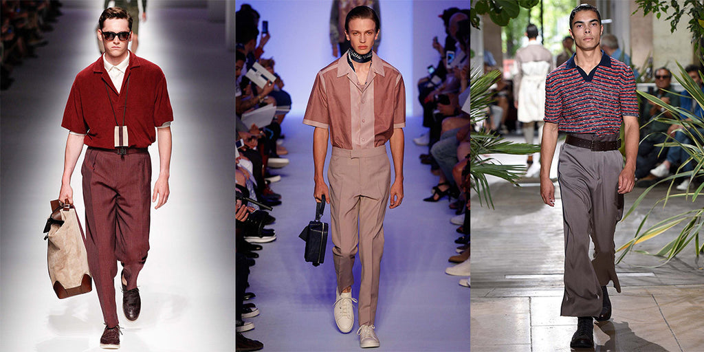 MENSWEAR TRENDS 2016