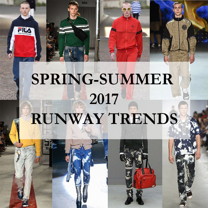 Style Guide: Trends for Spring-Summer 2017