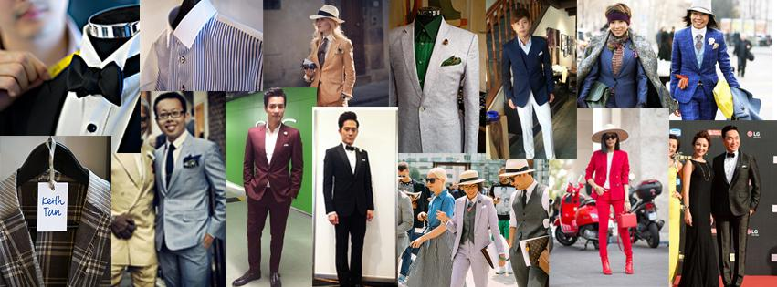 THE FASHIONISTA: Highlighting 6 years of Men & Women in Q Menswear.