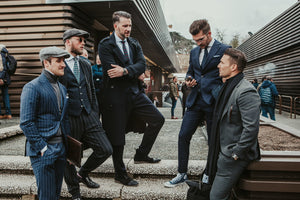 THE FASHIONISTA: PITTI UOMO '93
