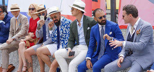 THE FASHIONISTA: Smart Casuals of Pitti Uomo