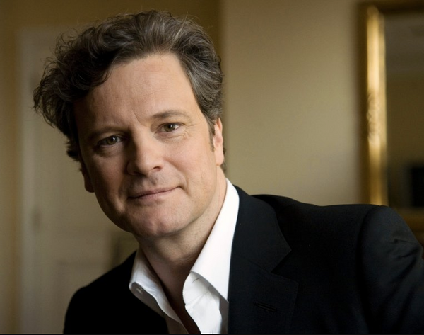 The Fashionista: Mr. Colin Firth
