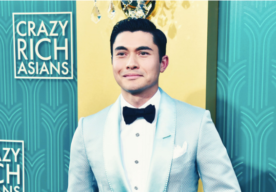 THE FASHIONISTA: HENRY GOLDING