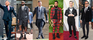 THE FASHIONISTA: Most Stylish Sportsmen
