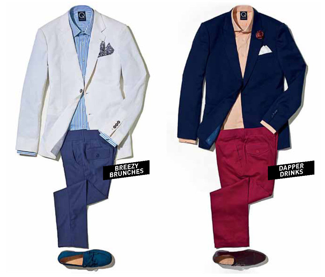 STYLE GUIDE: BREAKING UP YOUR SUIT