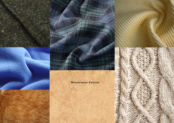 Q-KIPEDIA: Winter Wear Fabrics