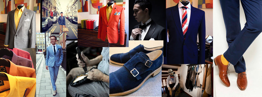 Bespoke Suits Singapore