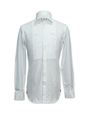 Long Sleeved Origami Bib Shirt