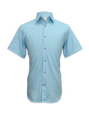 Short Sleeved Oxford Shirt