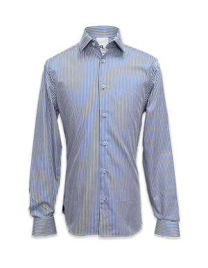 Long Sleeved Bengal Striped Shirt