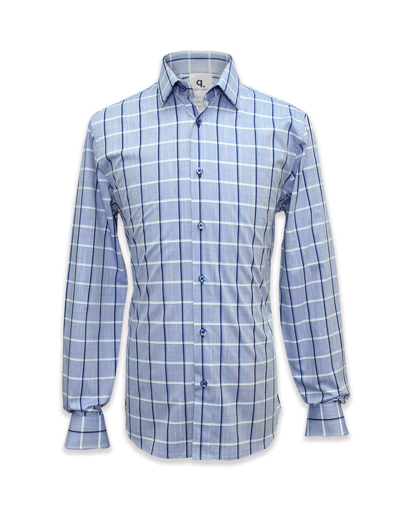 Long Sleeved Filu Checks Shirt
