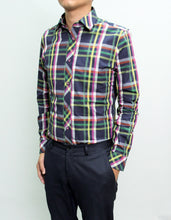 Load image into Gallery viewer, Long Sleeved Roma Checks Shirt