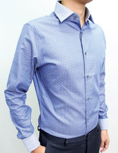 Load image into Gallery viewer, Long Sleeved Merlin Blue Shirt