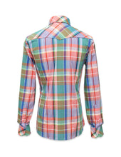 Load image into Gallery viewer, Long Sleeved Plaid Shirt