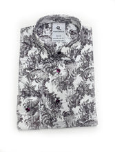 Load image into Gallery viewer, Long Sleeved Tropical Printed Shirt