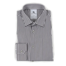 Load image into Gallery viewer, Long Sleeved Black&White Stripes Shirt
