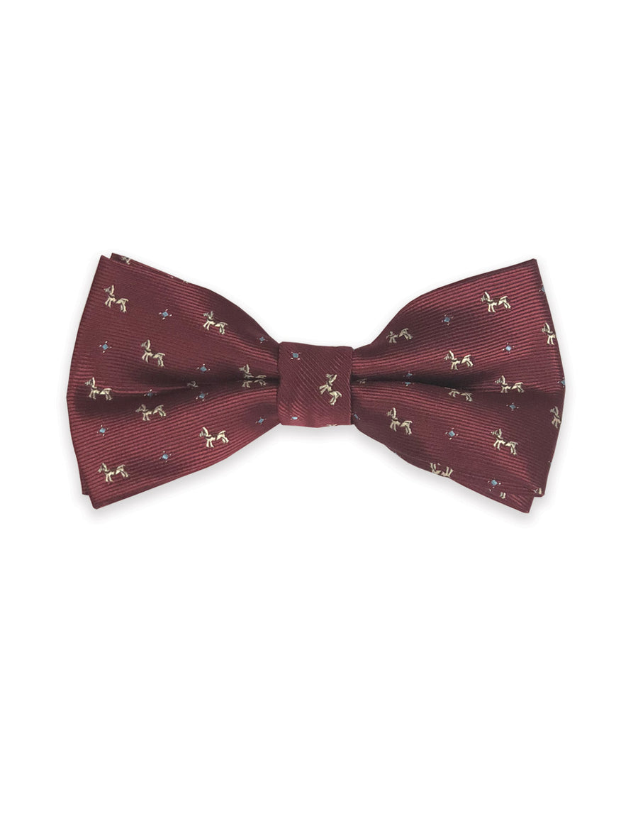 Red Horse Bow Tie