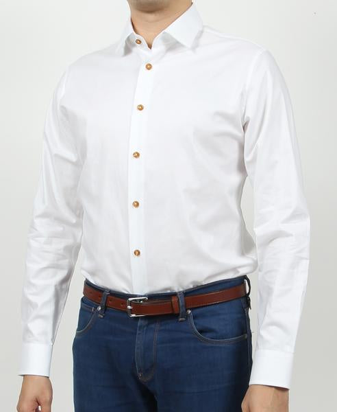 Long Sleeved Sandro Shirt