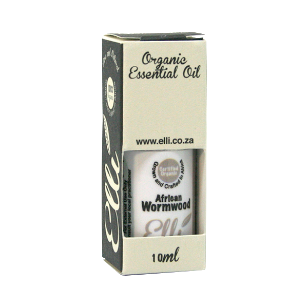 Organic African Wormwood Essential Oil