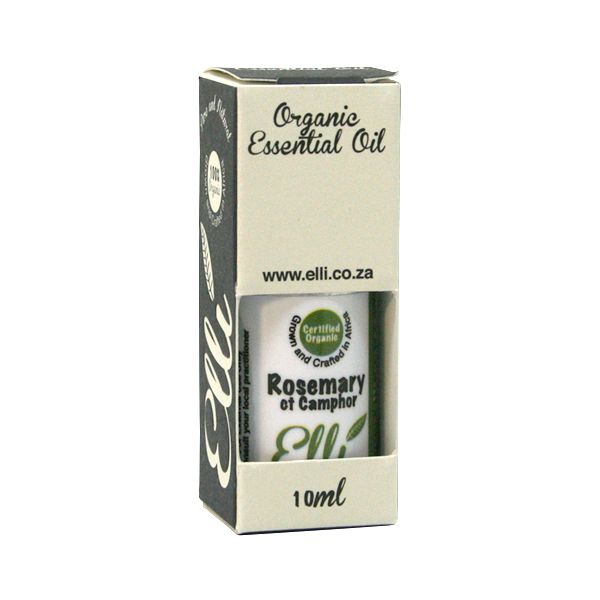 Organic Rosemary ct camphor Essential Oil