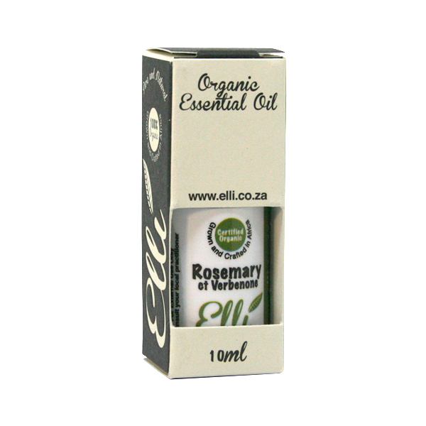 Organic Rosemary ct verbenone Essential Oil