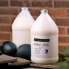 AEA CERTIFIED EMU OIL (for topical and cosmetic use only)