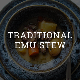Amaroo Hills Traditional Emu Stew Recipe