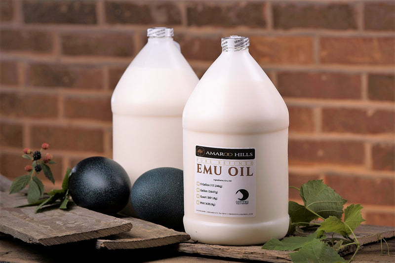 Amaroo Hills AEA Certified Fully Refined Emu Oil