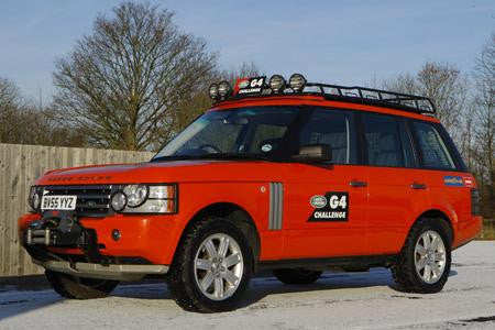 Roof Rack Range Rover L322 Vogue Xpeditions