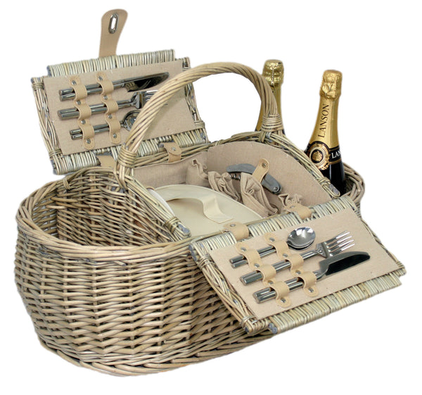 PICNIC BASKET - 4 Person Boat Hamper