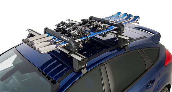 SKI AND SNOWBOARD CARRIER - 4 SKIS OR 2 SNOWBOARDS