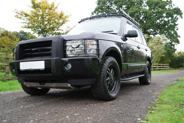 RANGE ROVER L322 ROCK AND TREE SLIDERS