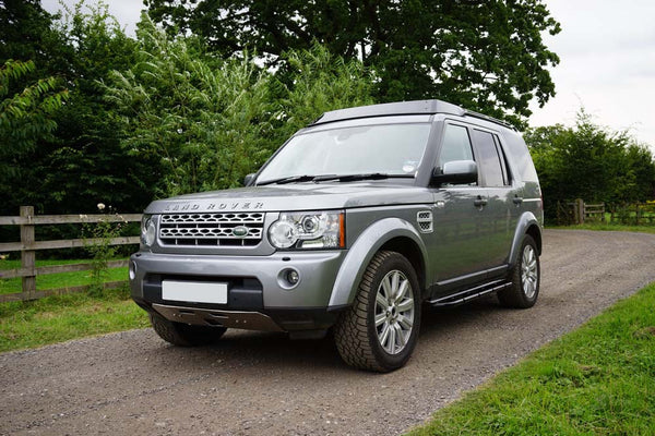 DISCOVERY 4 FRONT GUARD