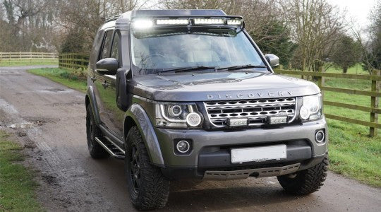 DISCOVERY 3 & 4 LIGHT BAR MOUNT RAI VERSION