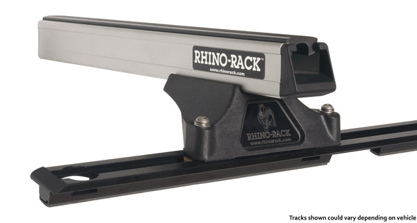 HEAVY DUTY ROOF RACK SYSTEM 3 BARS - DISCOVERY 3 & 4