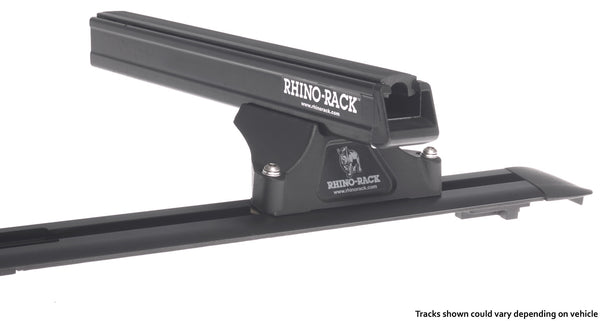HEAVY DUTY ROOF RACK SYSTEM 2 BARS - DISCOVERY 3 & 4