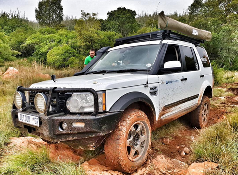 ARB WINCH BUMPER DISCOVERY 4