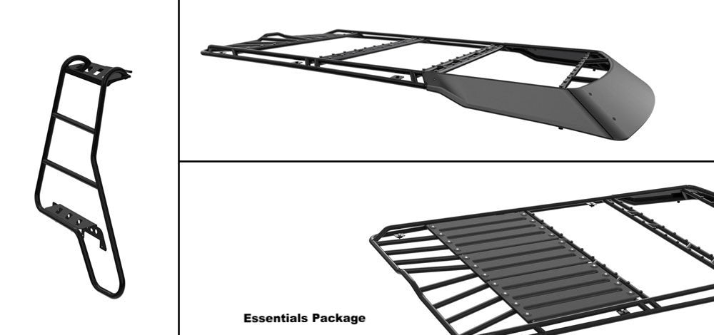 DISCOVERY 3 & 4 ROOF RACK PACKAGES