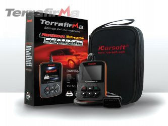 DIAGNOSTIC TOOL TERRAFIRMA
