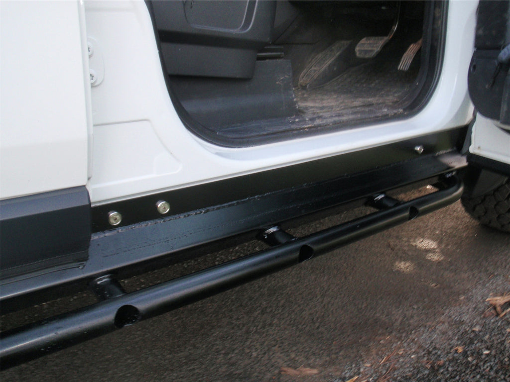 Discovery 3 Amp 4 Rock And Tree Sliders Vogue Xpeditions